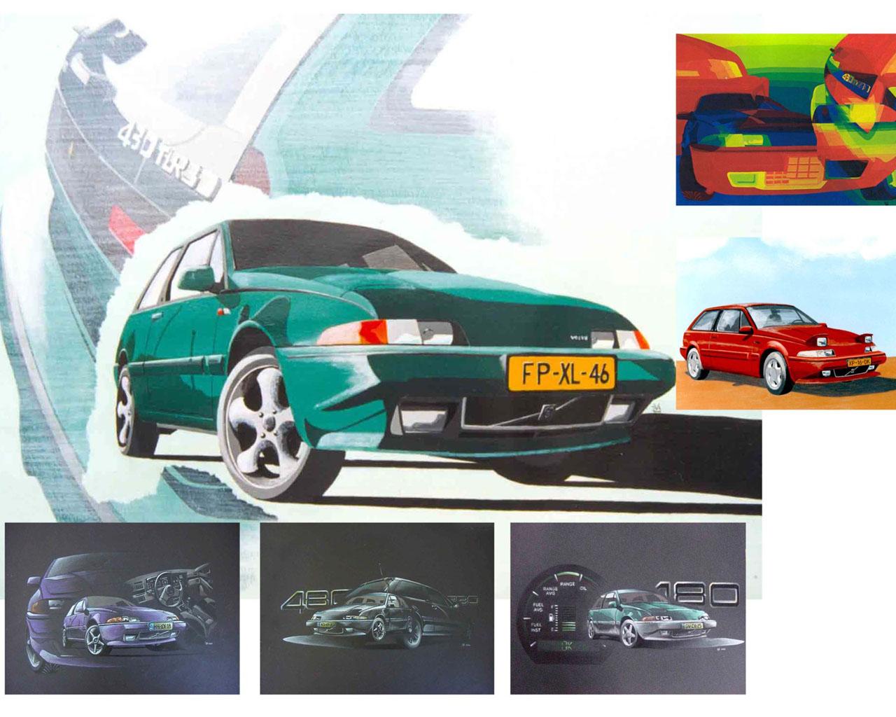 Volvo 480 Downloads | Volvo 480 Turbo Wiring Diagram |  | Volvo 480 Club Europe