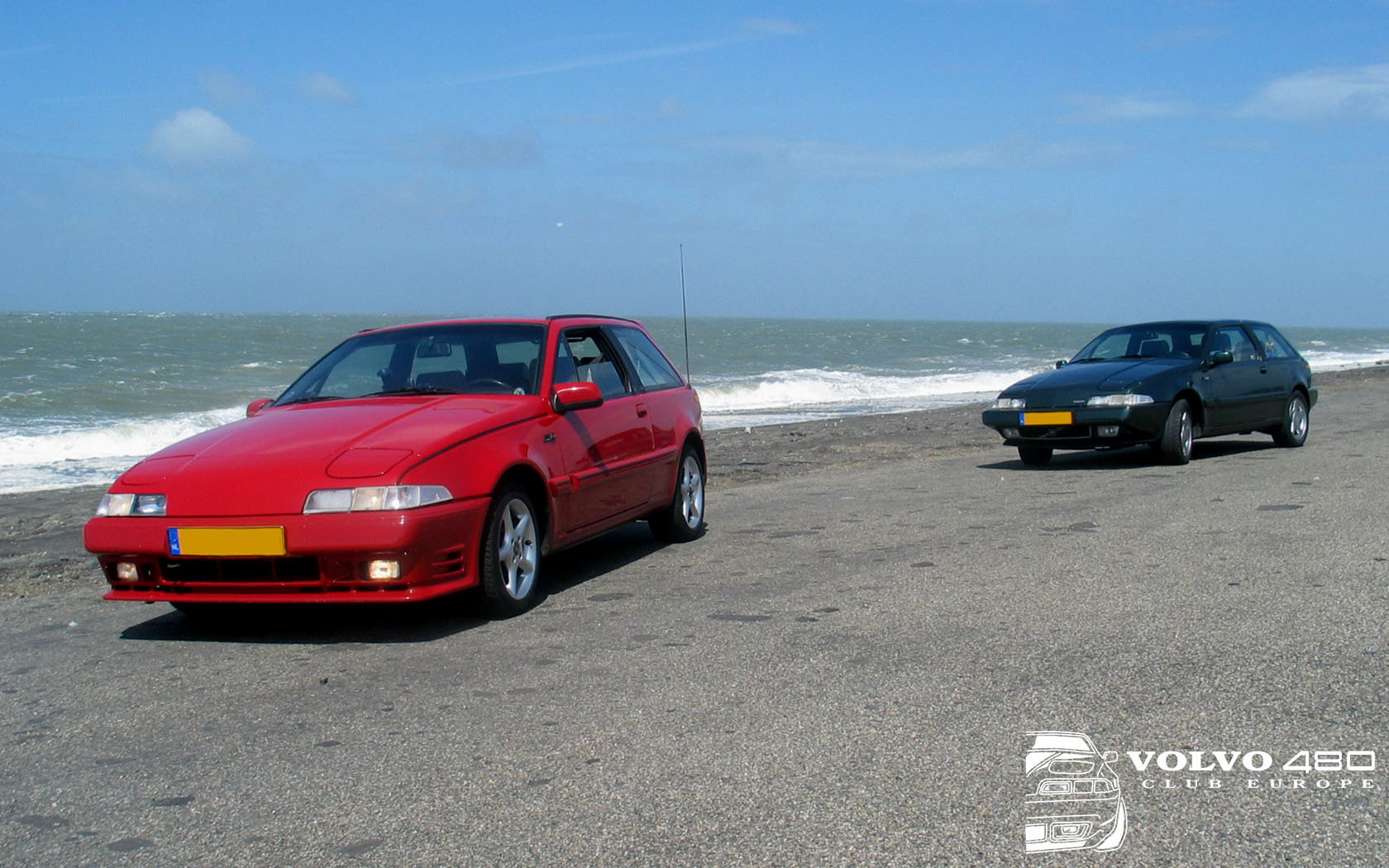 volvo 480 downloads Plymouth Laser Turbo
